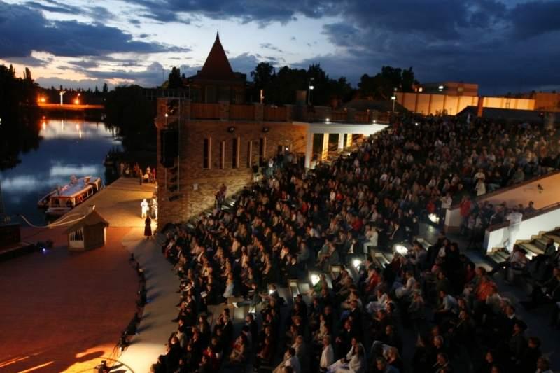 Szarvasi Vízi Színház